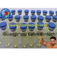Quality Sustanon 250 Injection Blend Solution Muscle Building Fat Loss Yellow Liquid for sale