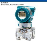 Quality 4 To 20 MA DC Pressure Indicator Transmitter EJX110A High Stability Digital Sensor for sale