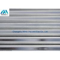 Quality Galvanised Aluminium Corrugated Roofing Sheets For Home Interior Wall for sale
