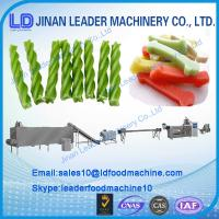 Quality High-capacity Dog Jam Center Pet Food Processing Line/making machine for sale