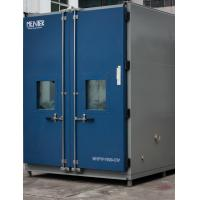 Quality Compact Walk In Test Chamber , Controlled Environment Chamber For Full Size Solar Panels for sale