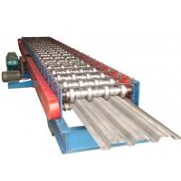 Quality HRC58-62 15KW GCr15 Single Adjusting C Purlin end Roll Forming Machine for sale