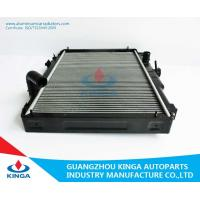 Quality Kinga Auto car engine cooling system radiator For MITSUBISHI DELICA' 86-99MT OEM MB356342/605252 for sale