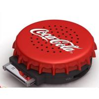 Quality Portable color Bottle cap speaker for Christmas gift,Beer Cap Speaker For ipod/Iphone4/4s for sale