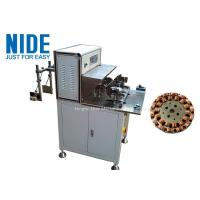China External Armature Automatic Ceiling Fan Winding Machine Two Working Station on sale