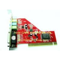 Quality CS4280 Series PCI sound card for sale