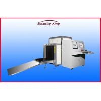 China X Ray baggage scanner checking with 800*650mm TUNNEL SIZE, security king scanner machine on sale