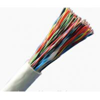 Quality Indoor Unshielded Copper Wire , Cat3 150 Pair Telephone Cable 24AWG Bare Copper for sale
