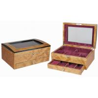 Quality Jewelry case with locker for sale