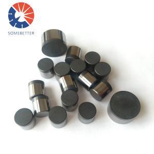 China China professional PDC Drill Bit Cutter / PDC Diamond Drill Inserts on sale