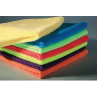 China Microfiber Tricot Knitted Terry Towel on sale