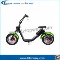 China Big wheel electric bicycle halley scooter driving 45km/h speed on sale