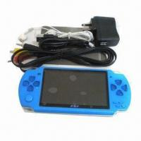 Buy 4GB Game Player for PMP with 1.3MP Camera and Built-in Speaker at wholesale prices