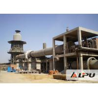 Quality Energy Saving Cement Rotary Kiln For Wet / Dry Cement Production for sale
