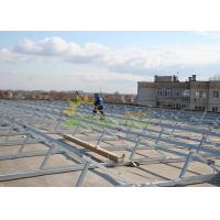 Quality Easy & Fast Installation Solar Panel Flat Roof Mounting Kits for sale