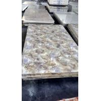 China Fireproof custom Artificial Marble panels long - time for house on sale