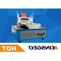 Quality High Precision Gravure Printing Ink Testing Machine 26kg for sale