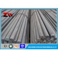 Quality 75Mncr / 60Mn / 45# HRC 45-65 Mining mill grinding rods Dia 30-90mm for sale