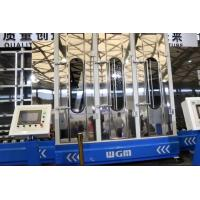 Quality 18.5KW High Pressure Automatic Glass Washer With 6 Brushes , Low Noise Blower for sale