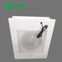 Quality FFU / BFU Fan Powered Hepa Filter Diffuser For Clean Room Ceiling Terminal for sale