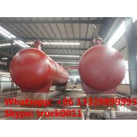 China China famous leading buried lpg tanker for sale, factory direct sale best price underground propane gas storage tank on sale