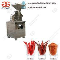 Buy cheap New design Electric motorDry Red Chili Powder Grinding Machine/Spice Grinding from wholesalers