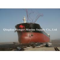 Quality CB/T-3795 Standard Heavy Duty Boat Salvage Airbags For Tugboat Oil Tanker for sale
