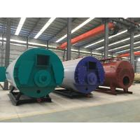 Quality Industrial Boiler Efficiency Oil Fired Condensing Boilers Customized Service for sale