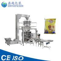 Quality 25-50 Bag/min Chips Pouch Packing Machine , Potato Chip Packaging Machine for sale