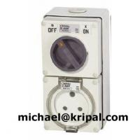 Quality combined switch socket IP66 China Supplier for sale