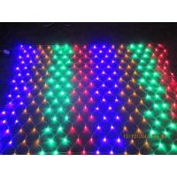 Quality commercial outdoor rgb led net for sale