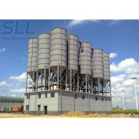 Quality Tank Container Type Cement Storage Silo Continuous Mortar Mixer Motor for sale