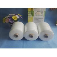 Quality High Strength Bag Closing Sewing Spun Polyester Thread 10s/3/4 12s/3/4/5 for sale