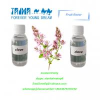 Quality Best selling Concentrated Fruit Flavor/aroma clove Flavor for E Liquid for sale