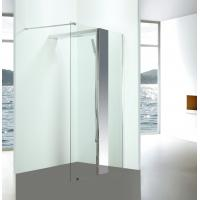 Quality Professional Bathroom Walk In Shower Enclosures , Clear Glass Shower Enclosures for sale