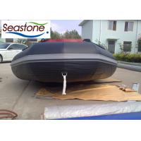 Quality Quickly Deployable Inflatable Sport Boats Easily Transported Shallow Water Suitable for sale