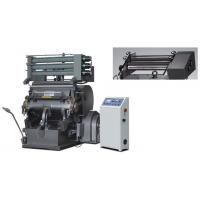 Quality Dual Use Hot Stamping and Die Cutting Equipment For Flat Die Cut for sale