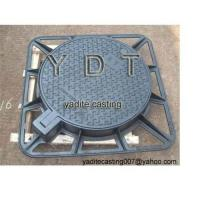 Buy Manhole cover, drain cover, sewer cover at wholesale prices