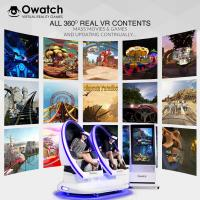 Quality Owatch-2018 Hot selling Shooting  Cinema Virtual Reality 9D VR Chair-3rd Cinema 360 degree for sale