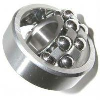 Quality P0 P4 P5 P6 low friction high speed steel cage Self-aligning ball bearings for sale