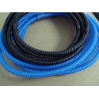 Quality Blue Color Flexible Flexible Corrugated Pipe for Cable Protection For Sale for sale