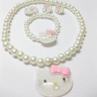 Quality Latest led flashing necklace for sale