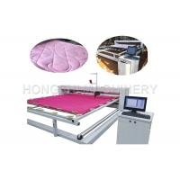 China Fault Error Function Automatic Quilting Machine , Computerized Single Needle Quilting Machine on sale