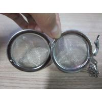 Quality Lightweight stainless steel air filter Tea Ball With Corrosion Resistant , Halogen Material for sale