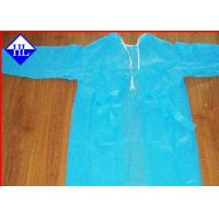 Quality SpunBonded Medical Non Woven Fabric , Surgical Clothing Hospital Gown Cloth for sale