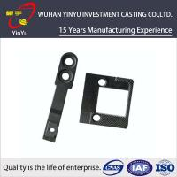 Quality SCM415 AISI 4340 Material Sewing Machine Spare Parts / Sewing Machine Needle Plate for sale