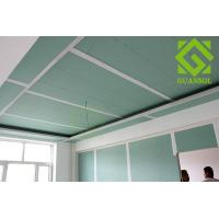 Buy cheap Paperfaced Perlite Board for celling insulation board/wall partion materials from Wholesalers