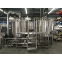 Quality 1500l craft commercial beer brewing equipment for sale beer brewing equipment for microbrewery and Rent financing for sale