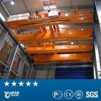 China YT Factory direct Top Europe double girder overhead traveling bridge crane for slae on sale