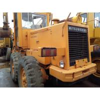Quality used Mitsubishi MG400 motor grader new painting year 1995 for sale